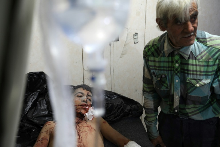 Bombardeos del régimen sirio dejan 15 muertos tras un ataque yihadista