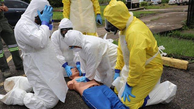 MINSA prepara a su personal de emergencia para la JMJ