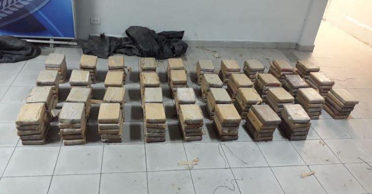 Incautan en menos de 24 horas, 660 paquetes de sustancias ilícitas y dinero en efectivo