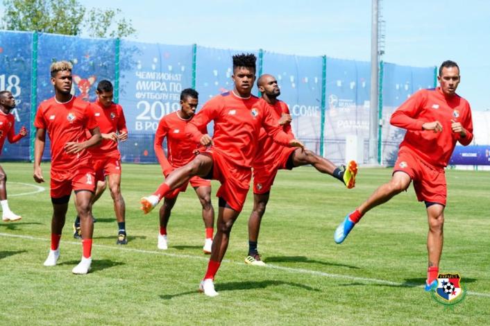 Panamá regresa a los entrenamientos tras su estreno mundialista