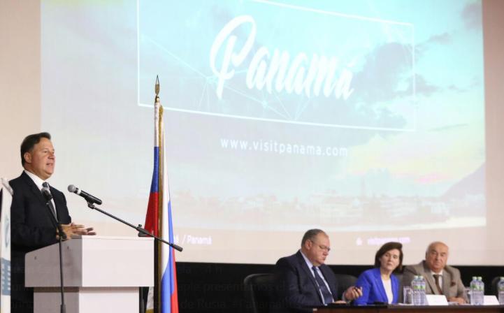 Varela presenta a Panamá como la ruta que entrelaza a las Américas