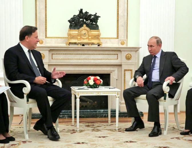 Panamá y Rusia impulsarán conexión aérea para el fortalecimiento de relaciones bilaterales