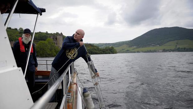 A la caza del ADN del monstruo del lago Ness