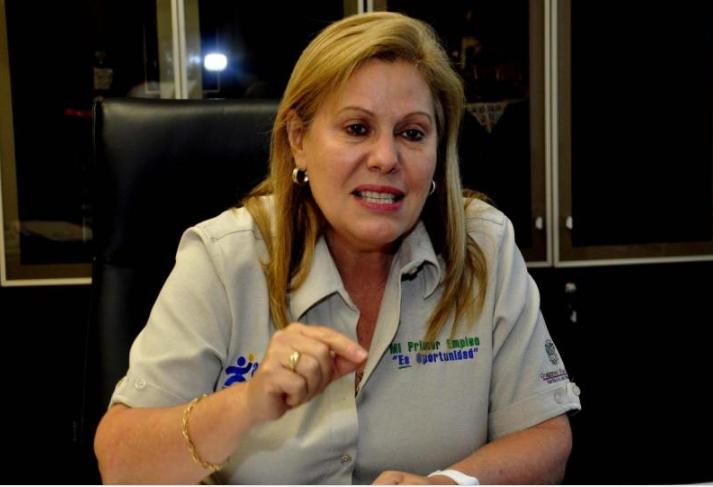 Suspenden audiencia del caso Ampyme por fuero electoral de Giselle Burillo
