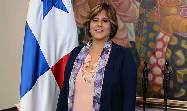 Designan a Eyda Varela de Chinchilla como ministra encargada del MEF