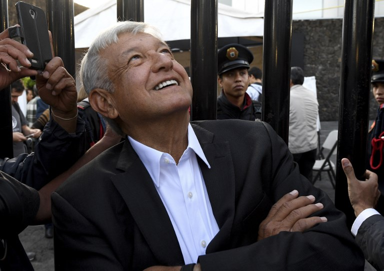 López Obrador se mantiene a flote, pero México no