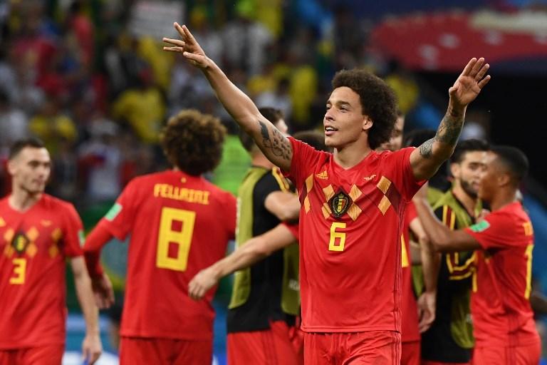 Resultado de imagen para belgica vencio a brasil