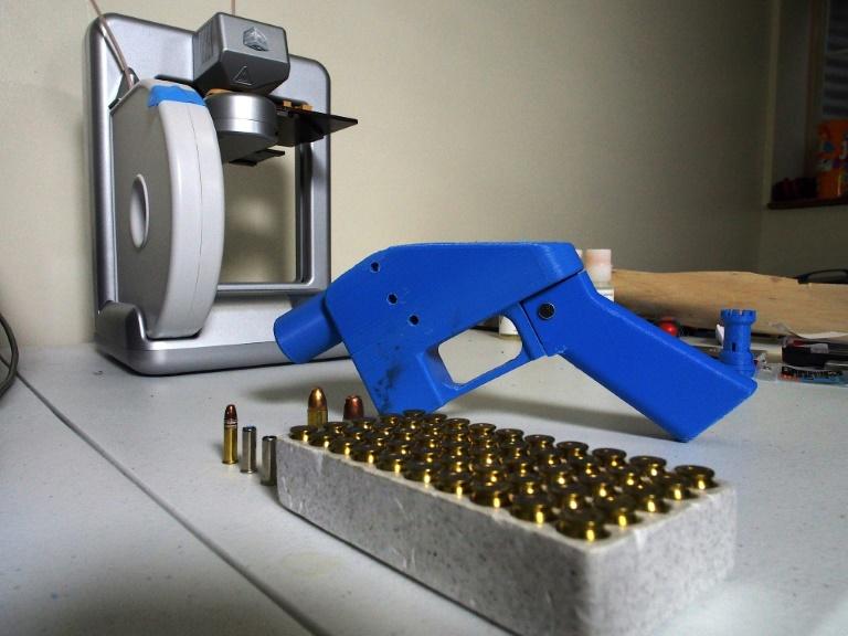 Se acelera la lucha contra las armas impresas en 3D en EEUU