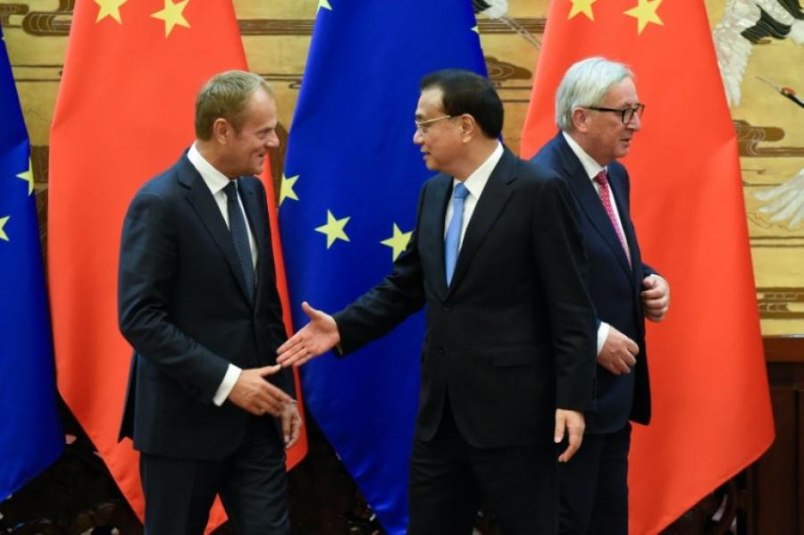 "La UE insta a China, Rusia y EEUU a ""evitar el caos"" de una guerra comercial"