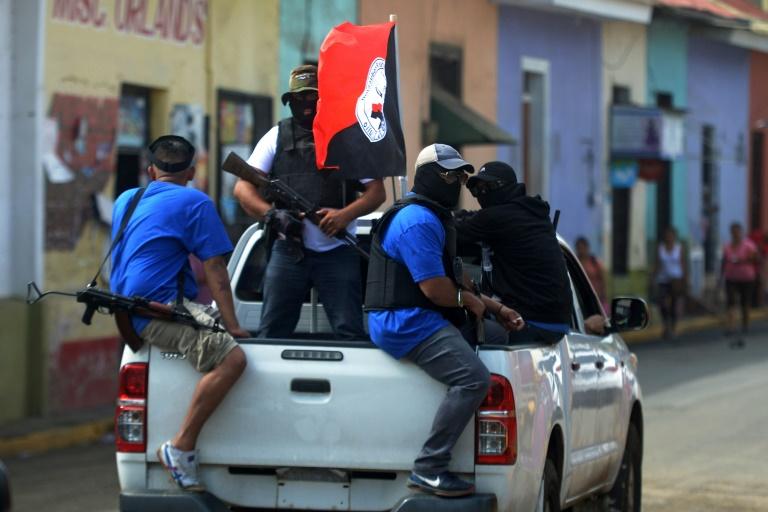 Denuncian aislamiento de dirigente opositor detenido en Nicaragua