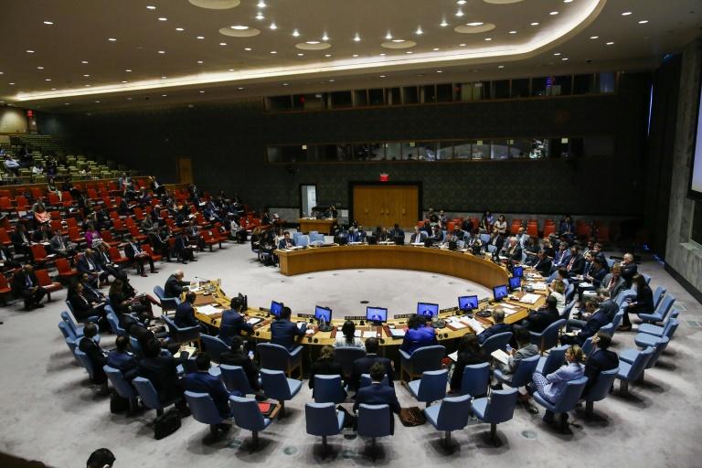 EE.UU vuelve a bloquear en ONU declaración común del Consejo sobre Israel y los palestinos