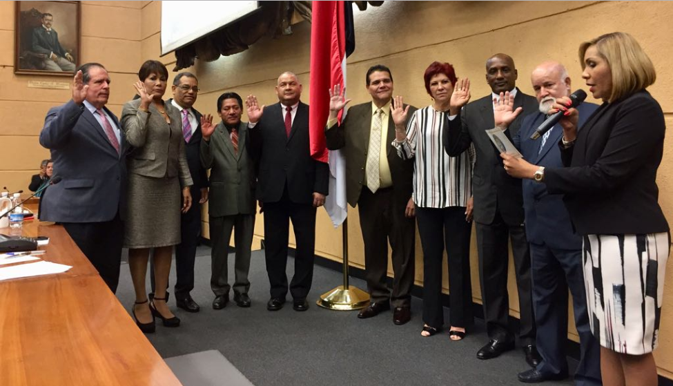 Aprueban  las primeras nueve comisiones de la Asamblea Nacional