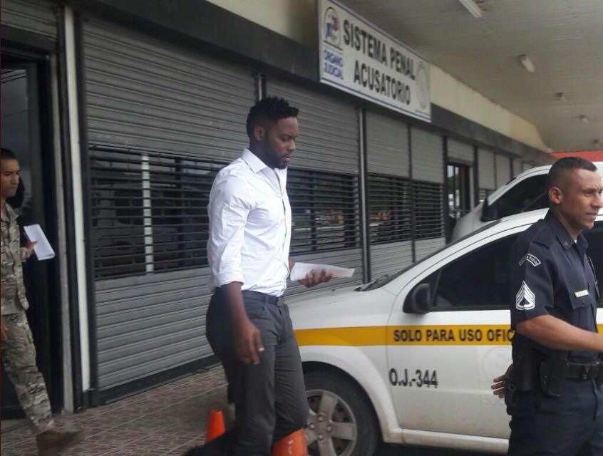 Llaman a juicio a cantante Martín Machore por caso de atropello en Aguadulce