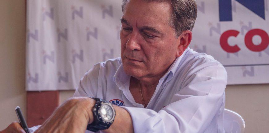 Laurentino Cortizo: No voy a debates sin aval de la comisión de elecciones