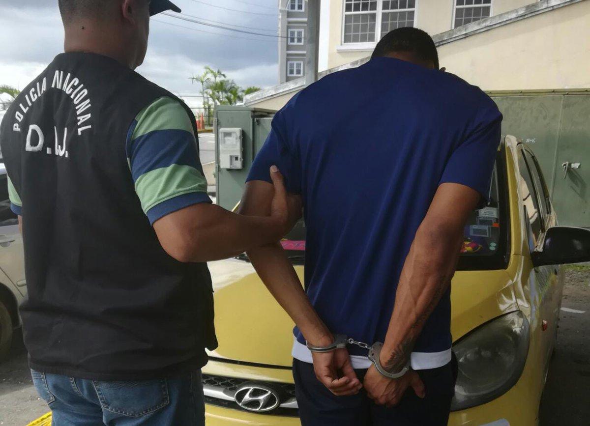 Aprehenden a sujeto que fue grabado atacando a una mujer en San Miguelito