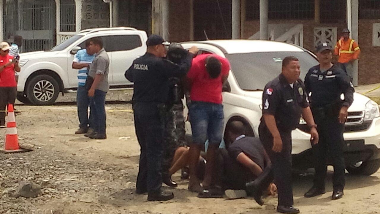 Ordenan detención provisional contra tres sospechosos de homicidio en la Playita, Colón