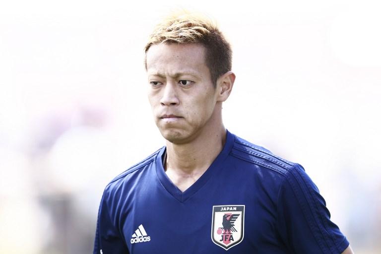 El futbolista japonés Honda crea un fondo de inversión con Will Smith