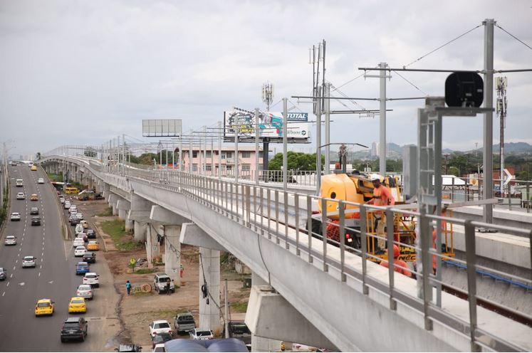 Anuncian desvíos  este fin de semana en la Carretera Panamericana por trabajos del Metro