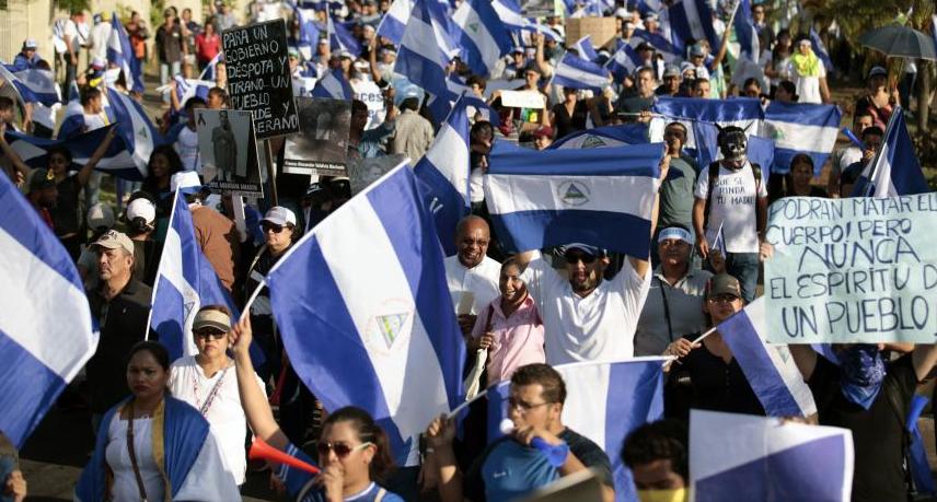 Ortega convoca a negociación para resolver crisis en Nicaragua