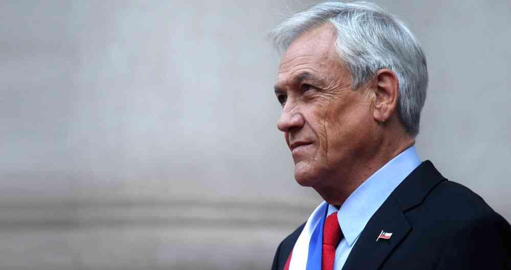 Piñera llama a votar en el plebiscito del domingo y pide condenar violencia