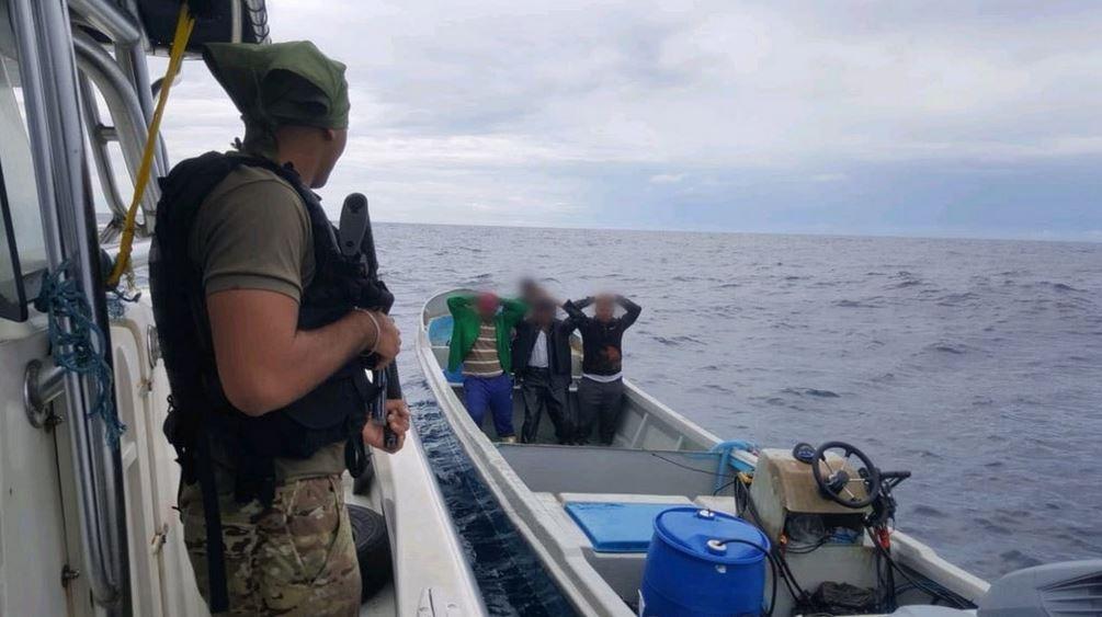 Senan se incauta de 800 paquetes de droga en Pacífico chiricano