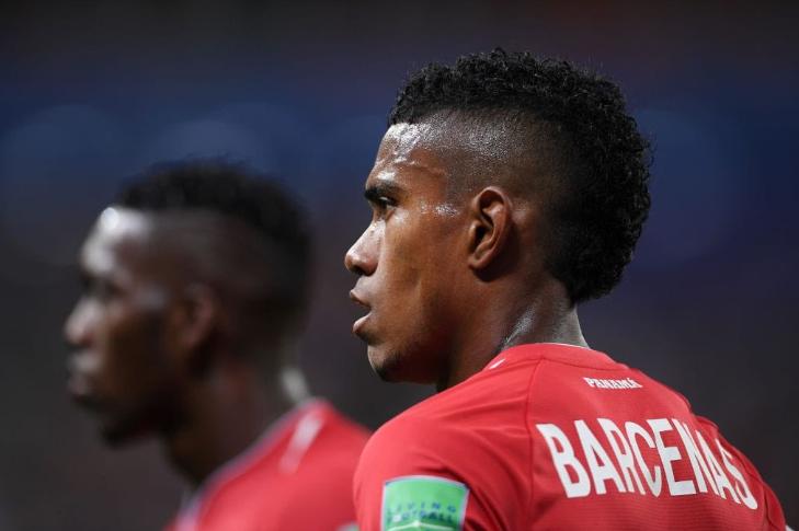 El mundialista panameño Bárcenas jugará en el Oviedo de la 2° española