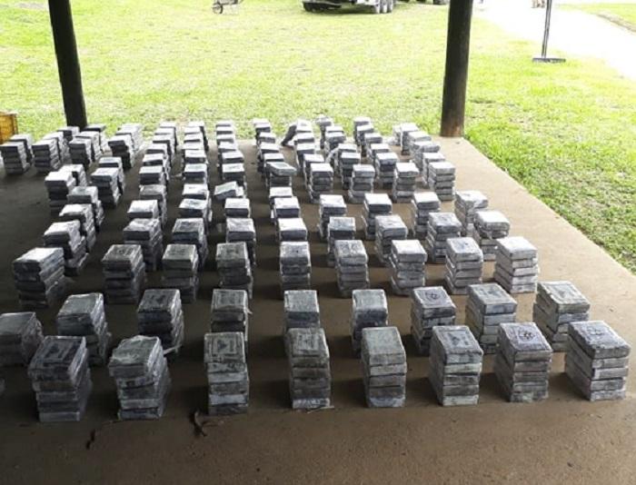 Incautan más de 500 paquetes de droga en Veraguas