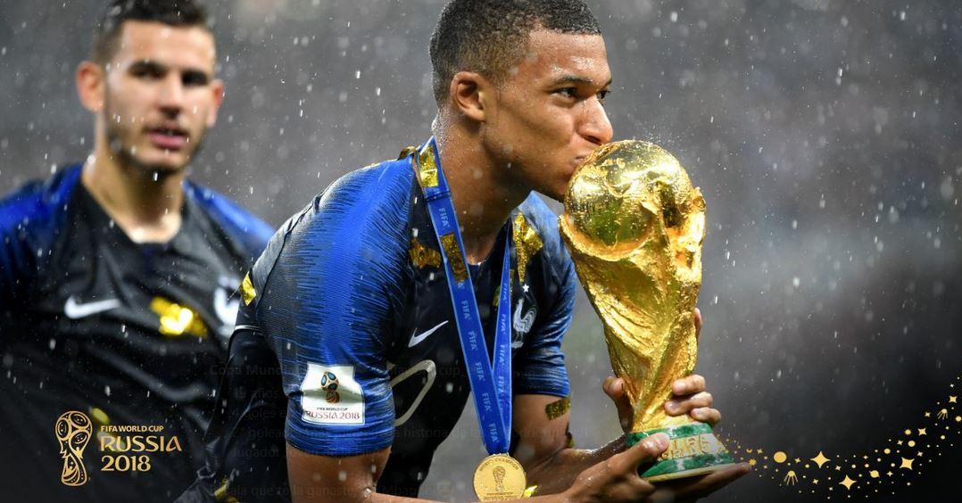Explosión de júbilo en toda Francia con la victoria de los Bleus