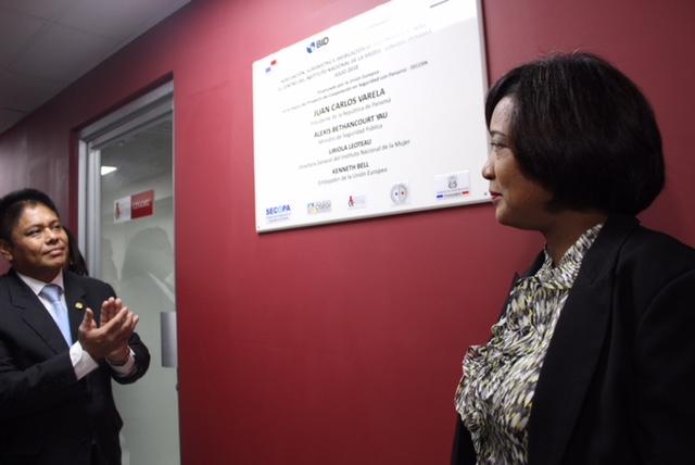 Inauguran centro de atención integral a la mujer en situación de riesgo