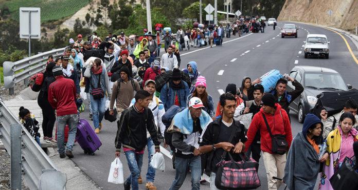 Colombia recibe USD 31,5 millones para atender a migrantes venezolanos, dice el BM