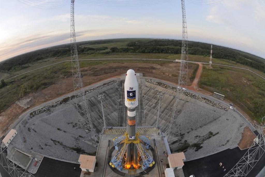 Aplazado 24 horas el lanzamiento de un satélite europeo