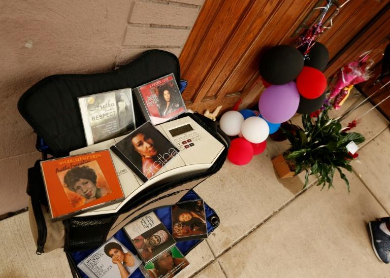 Homenajean a Aretha Franklin en la iglesia bautista de su padre en Detroit