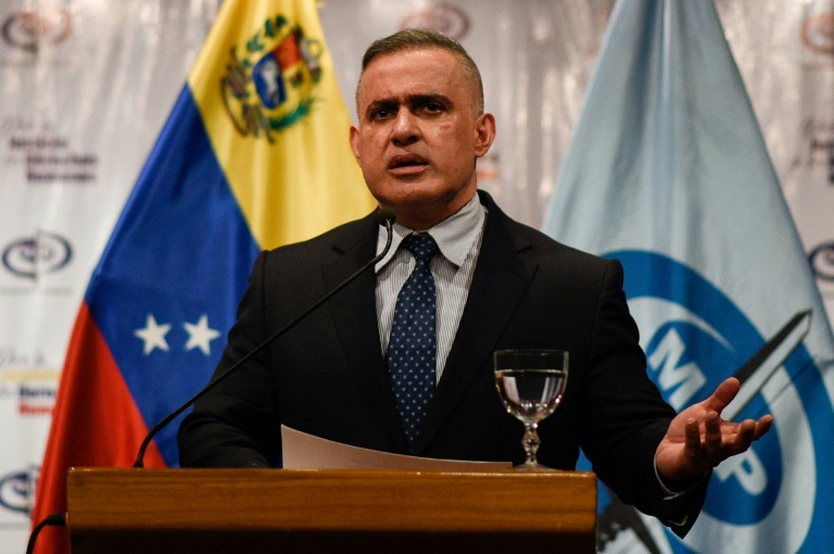 """Fiscal general de Venezuela promete """"máxima justicia"""" en caso de secuestro de mujeres"""