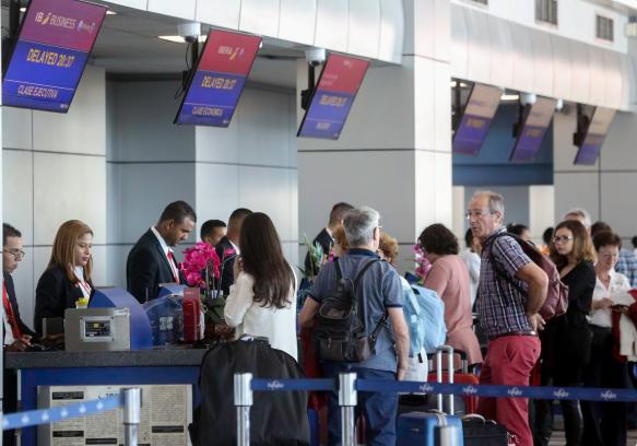 Disminuye la entrada de visitantes a Panamá al comparar febrero de 2018 y 2019