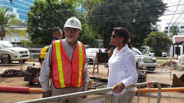 Labores de soterrado de cables inician este lunes en Calle 58 Obarrio