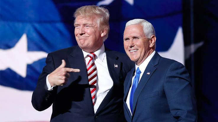 EE.UU. creará una Fuerza Espacial militar, anuncia el vicepresidente Pence