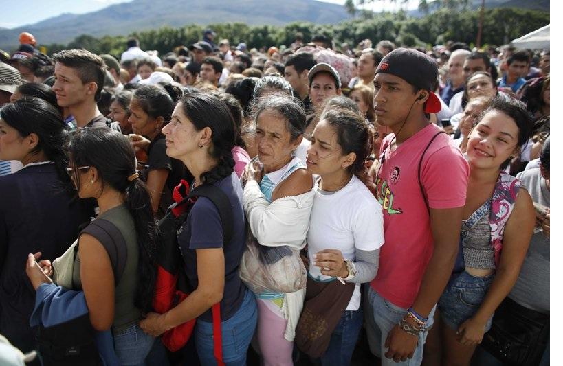 ONU: Hasta junio 2,3 millones de venezolanos han abandonado su país