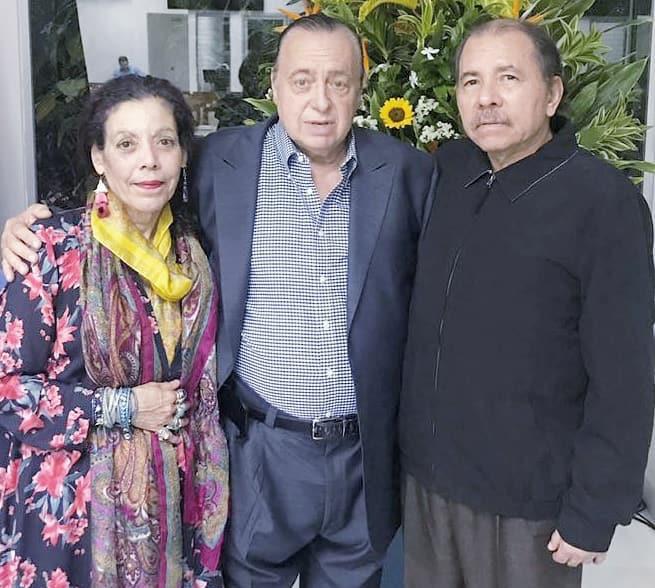 Predicador Jorge Raschke apoya al presidente nicaragüense Daniel Ortega