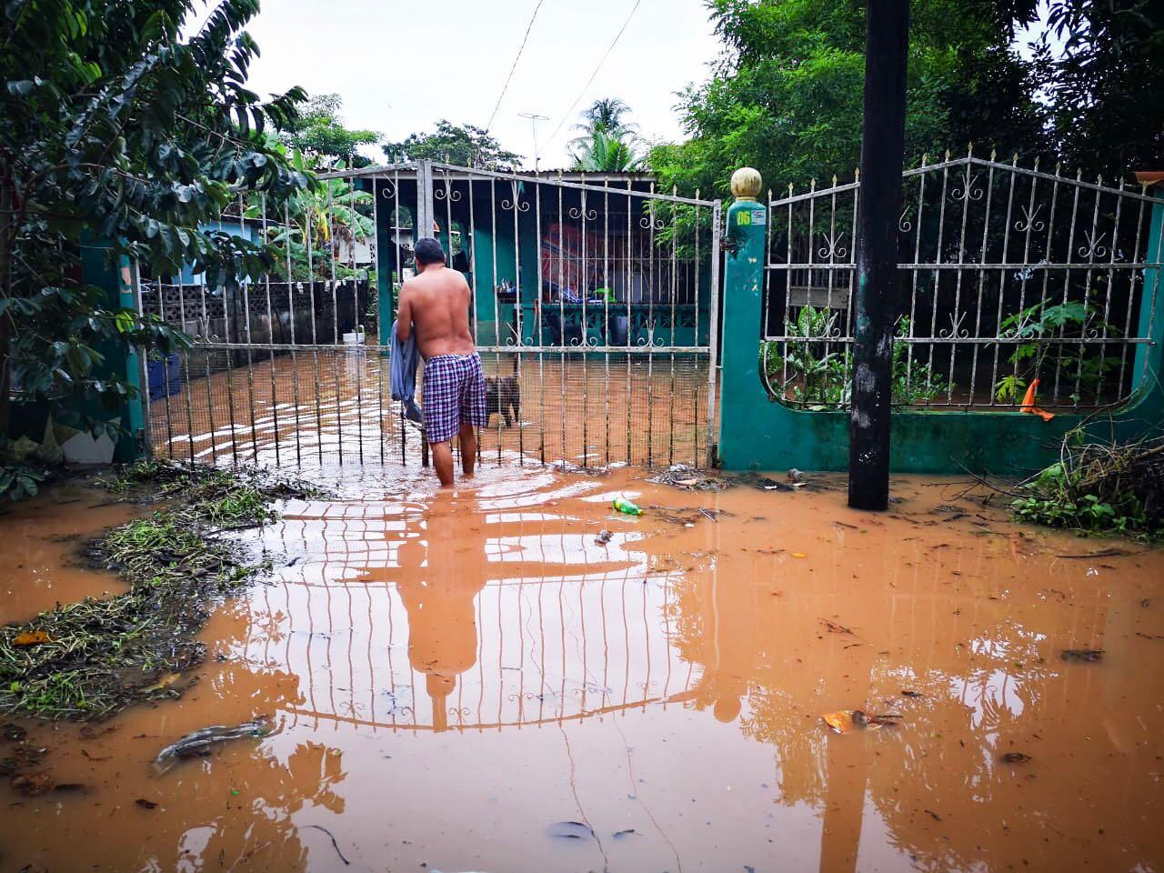 Sinaproc contabiliza 60 viviendas afectadas por las inundaciones en Panamá Oeste
