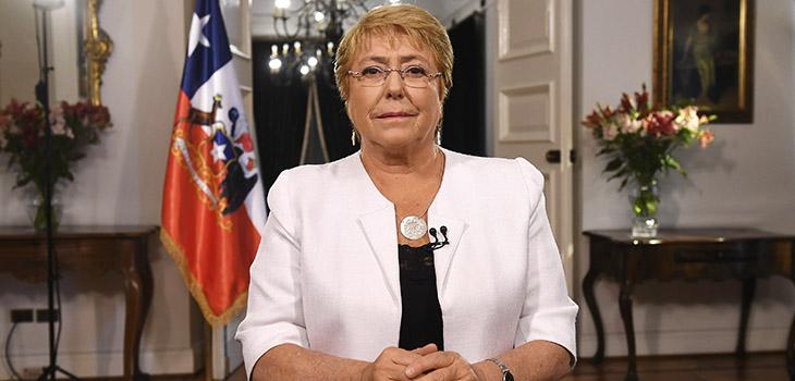 Bachelet será la nueva jefa de derechos humanos de la ONU