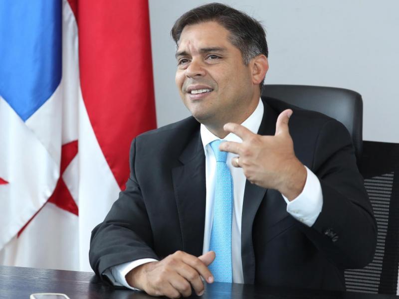 Diputado Beby Adolfo Valderrama renuncia a su fuero electoral
