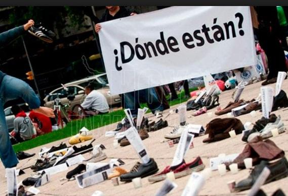 Oenegés piden poner fin a las desapariciones forzadas