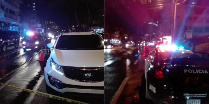 Detenidos dos sujetos por supuesta privación de libertad en la Avenida Ramón Arias