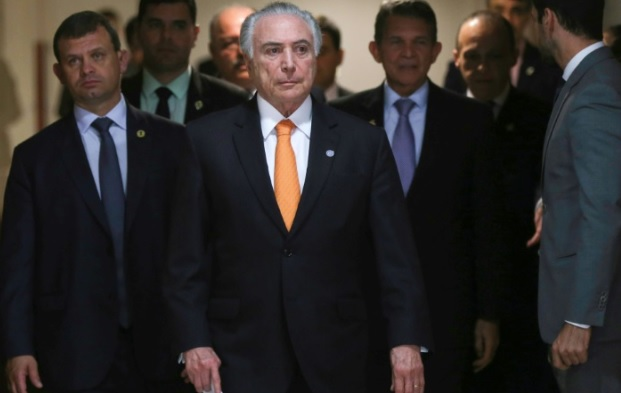 Brasil afirma que crisis de Venezuela 'amenaza la armonía' de Sudamérica