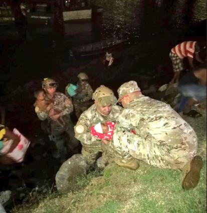 Senan rescata a 70 personas tras encallar embarcación en la Bahía de Panamá