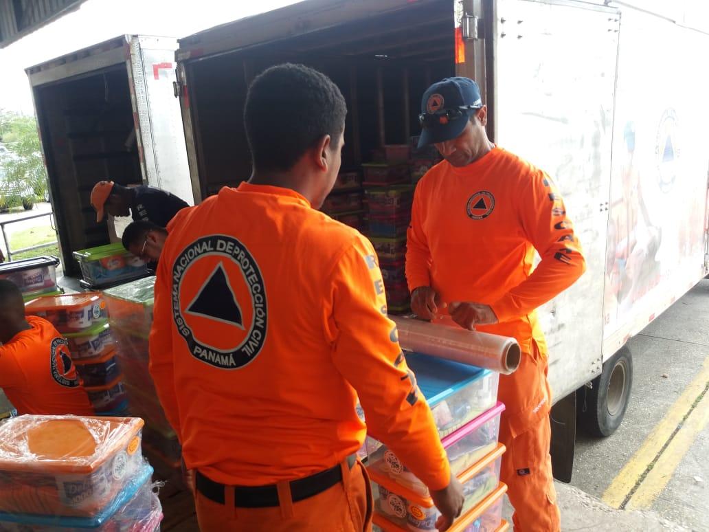 Panamá culmina ayuda humanitaria a Guatemala por erupción de volcán