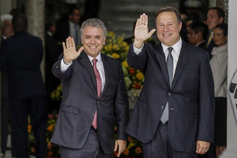 """Colombia y Panamá esperan solucionar en los """"próximos"""" meses su disputa comercial"""