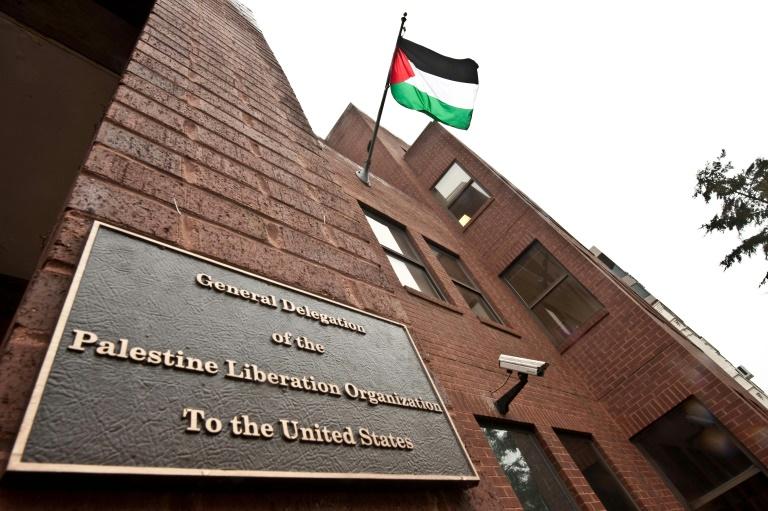 EEUU aumenta la presión sobre los palestinos y cierra su misión en Washington