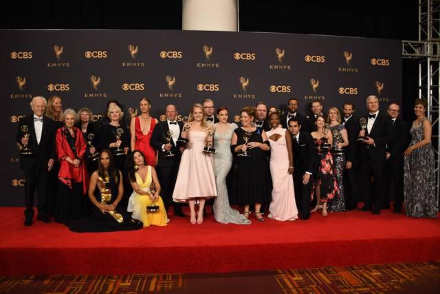"""El Emmy tiende la alfombra roja a """"Game of Thrones"""" y """"The Handmaid's Tale"""""""