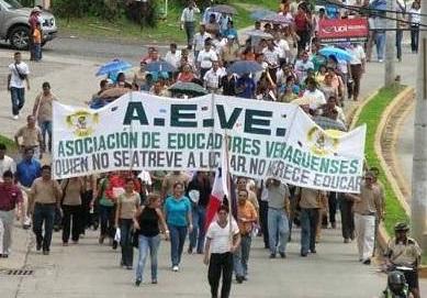 Educadores protestarán en la Asamblea  este 2 de octubre